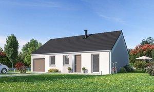Maison neuve 3pièces 75m² Poix-de-Picardie