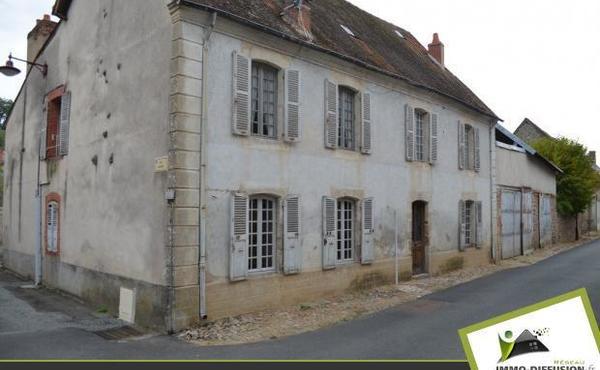 Achat Maison 11 Pieces 160 M Chambon Sur Voueize 89 500