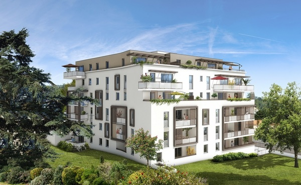 Programme immobilier or 39 iginel colomiers 39 biens for Aide achat immobilier neuf