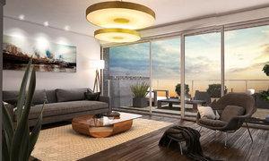 Appartement 4pièces 86m² Nantes
