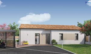 Maison neuve 5pièces 99m² Vendeuvre-du-Poitou