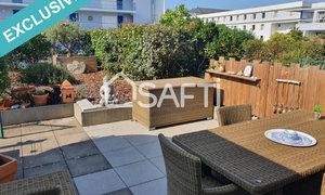 Appartement 5pièces 101m² Saint-Nazaire