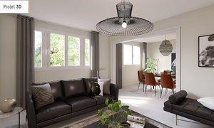 Maison 4pièces 90m² Bonneuil-sur-Marne