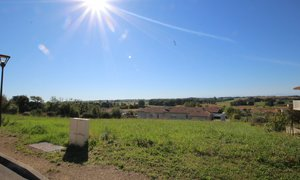 Terrain 940m² Saint-Sever