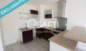 Appartement 2pièces 45m² Four