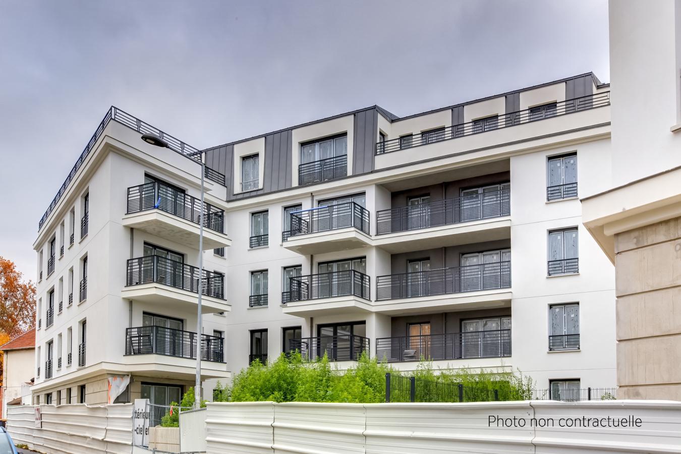 Appartement a louer houilles - 3 pièce(s) - 63 m2 - Surfyn