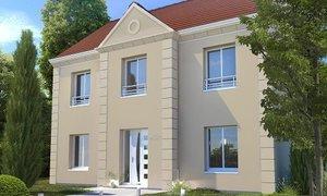 Maison neuve 6pièces 128m² Ercuis