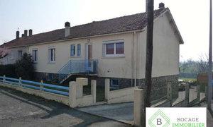 Maison 10pièces 147m² Bressuire