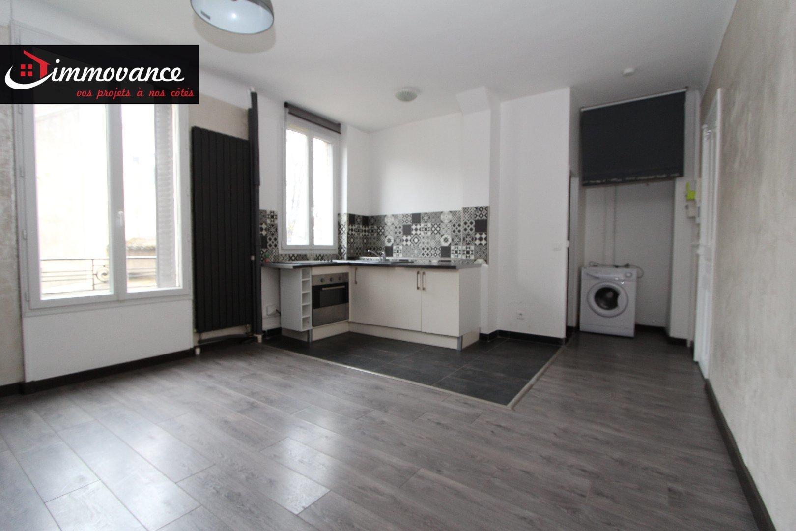 Appartement a vendre nanterre - 1 pièce(s) - 25 m2 - Surfyn