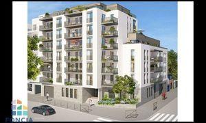 Appartement 4pièces 108m² Rennes