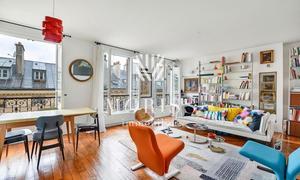 Appartement 2pièces 57m² Paris 6e