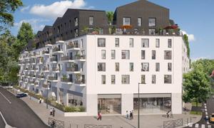 Appartement 5pièces 97m² Villeneuve-la-Garenne