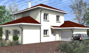 Maison neuve 4pièces 100m² Jonage
