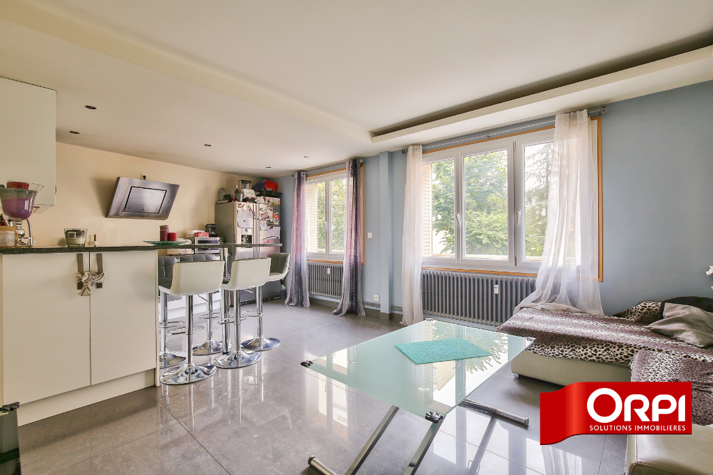 Achat appartement pièces m² villeurbanne u ac