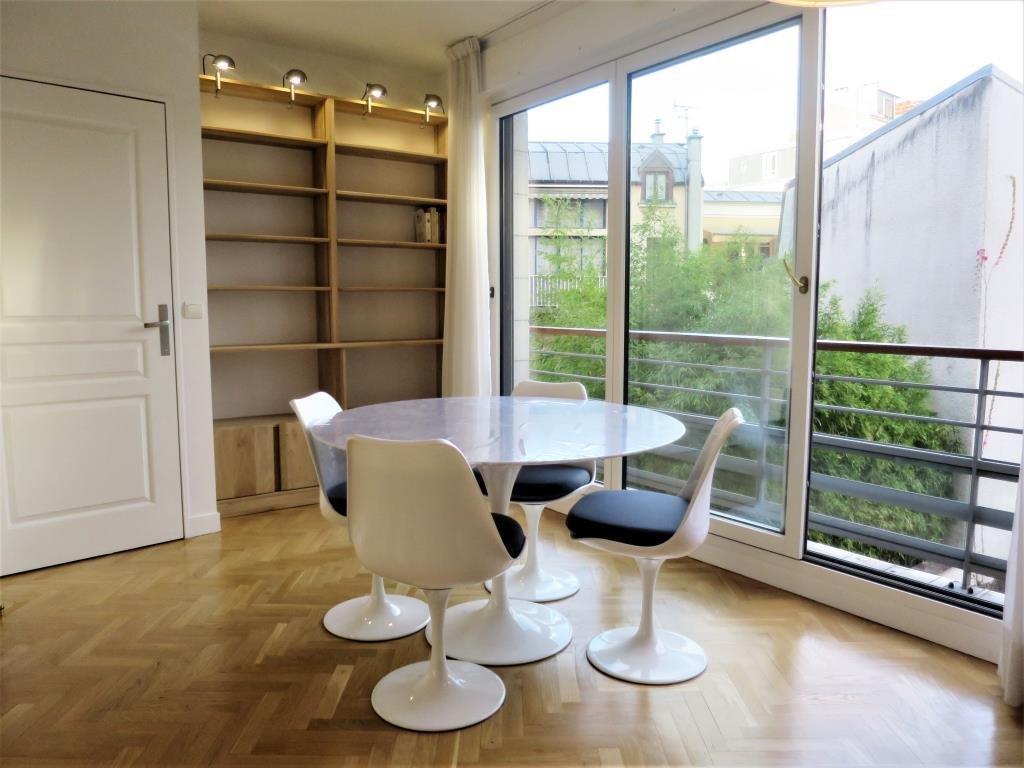 Appartement a louer boulogne-billancourt - 2 pièce(s) - 51 m2 - Surfyn