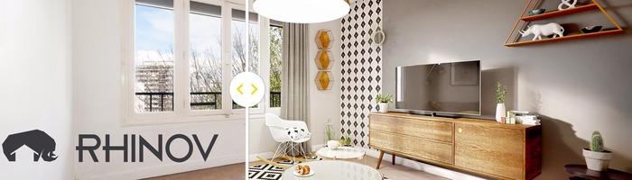 Le Home Staging 3D Simplifie Avec RHINOV