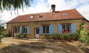 Maison 5pièces 135m² Crécy-Couvé