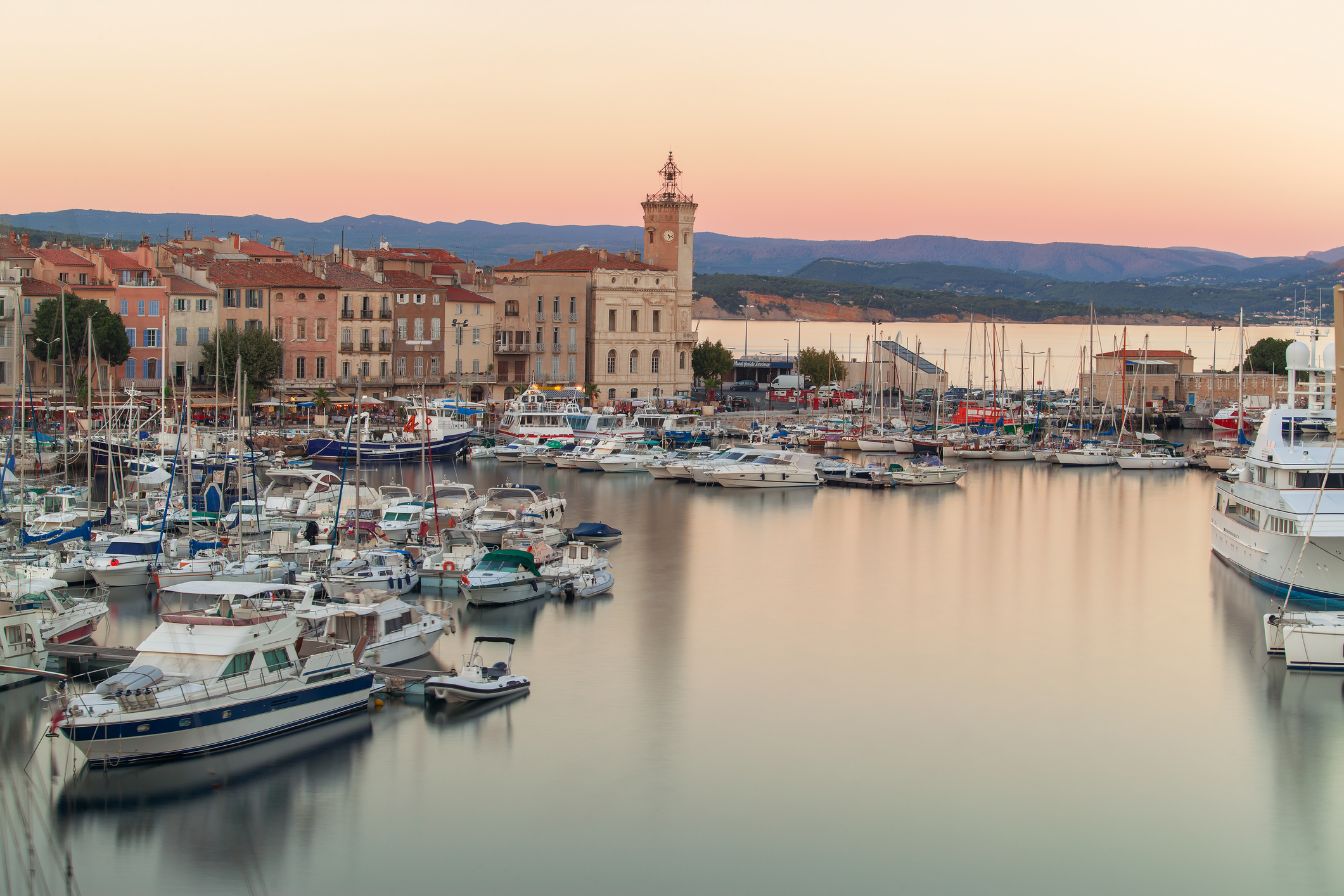 Programme immobilier escale marine la ciotat 42 biens neufs - Restaurant port la ciotat ...