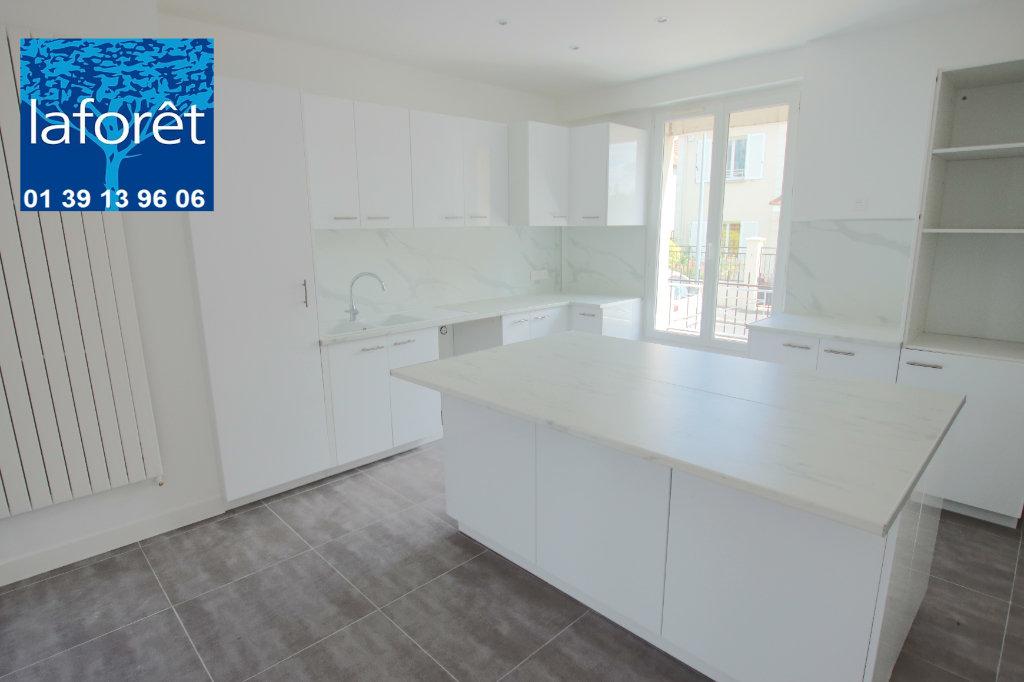 Appartement a vendre houilles - 4 pièce(s) - 92 m2 - Surfyn