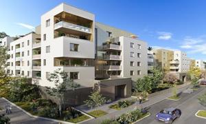 Programme Immobilier à LINGOLSHEIM (2à4pièces, 38à79m²) Lingolsheim