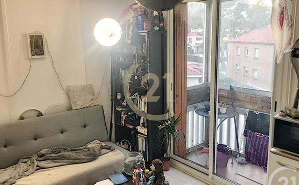 achat appartement 2 pi ces 27 m perpignan 50 000. Black Bedroom Furniture Sets. Home Design Ideas