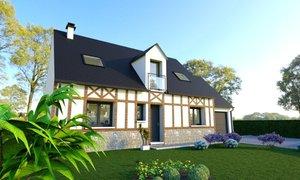Maison neuve 5pièces 100m² Honfleur