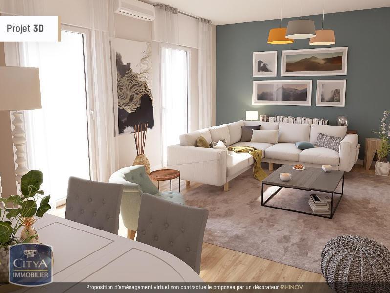 Appartement 3pièces 105m² Saint-Denis