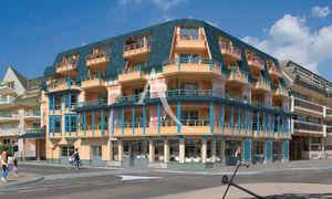 Appartement 2pièces 48m² Fort-Mahon-Plage