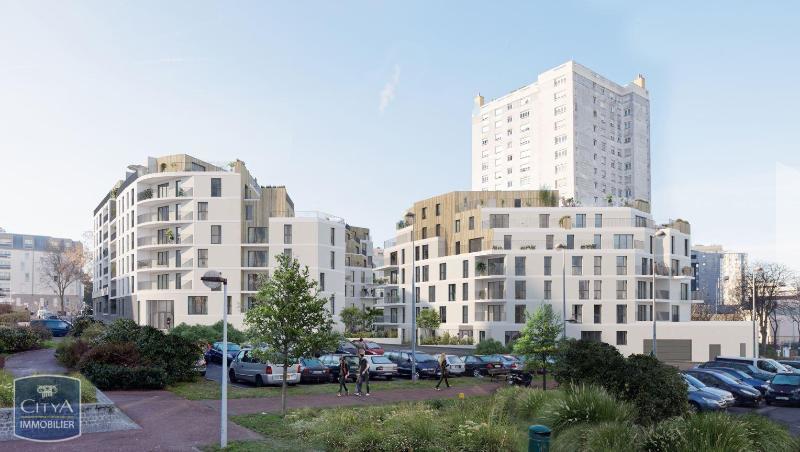 Appartement a louer nanterre - 4 pièce(s) - 93.41 m2 - Surfyn