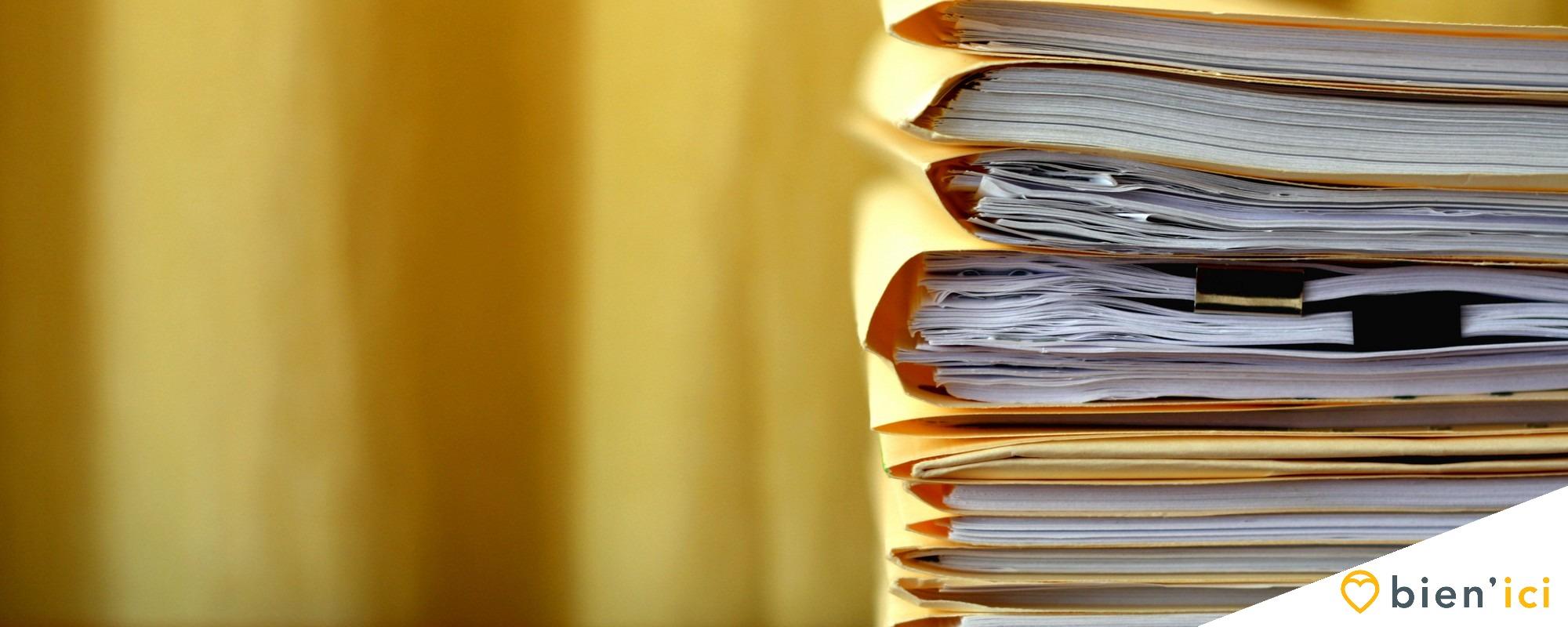 Combien De Temps Garder Ses Papiers Factures Et Avis D Imposition