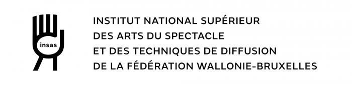 Institut Supérieur des Arts du Spectacle (INSAS) logo
