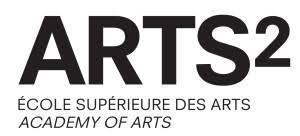 Conservatoire de Mons (ARTS²) logo