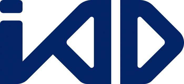 Institut des Arts de Diffusion (IAD) logo