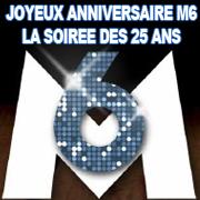 Joyeux anniversaire M6