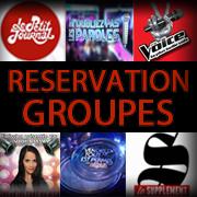 3/ Réservations Groupes