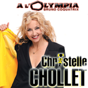 Christelle CHOLLET à l'Olympia