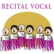 Récital Vocal
