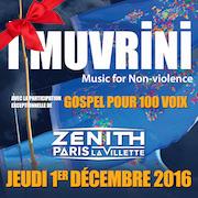 Concert I MUVRINI au Zénith de Paris