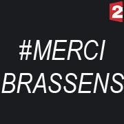 #MerciBrassens