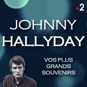 JOHNNY HALLYDAY VOS PLUS GRANDS SOUVENIRS