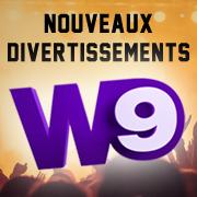 NOUVEAUX DIVERTISSEMENTS