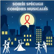 ÉMISSION SPÉCIALE COMÉDIES MUSICALES POUR LE SIDACTION