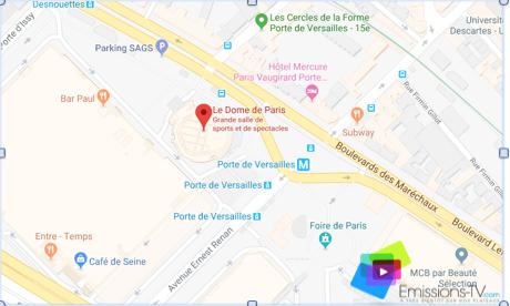 Palais des Sports - Porte de Versailles