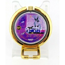 Swatch Pop Alarm Bob Beamon Wecker PUZ 100 pocket watch 1996 Olympische Spiele