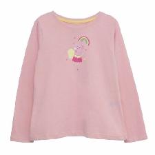Peppa Pig - T-Shirt für Mädchen (PG1446)