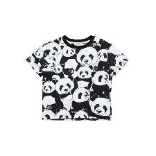 Dolce & Gabbana Jungen Schwarz T-shirts Baumwolle