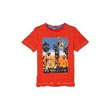 S.OLIVER Jungen T-Shirt orange   92-98