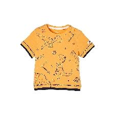 S.OLIVER Jungen T Shirt  orange   50-56