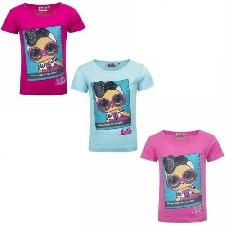 T-Shirt LOL SURPRISE Von Mädchen Kleidung Mädchen T-Shirt 3 4 5 6 8 Alter