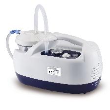 Aspirador Portátil VacPlus (24 l/min): Ideal para uso hospitalario y utilizar en unidades móviles